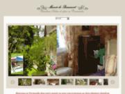 screenshot http://www.demarquet.eu chambres d'hotes normandie
