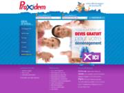 screenshot http://www.demenagement-proxidem.com devis déménagement proxidem