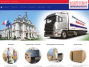 screenshot http://www.demenagement-rieutort.fr/ déménagements rieutort est un spécialiste reconnu du déménagement des particuliers et des entreprises depuis 1966.