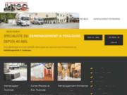 screenshot http://www.demenagements-illico-toulouse.com déménagement toulouse midi-pyrénées