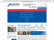 Entreposage et déménagement, Nord-Pas-de-Calais