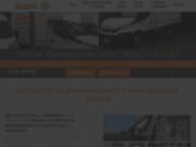 screenshot http://www.demex-demenagement.fr/ déménagement paris