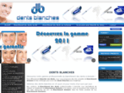 screenshot http://www.dents-blanches.eu dents-blanches