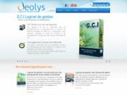 screenshot http://www.deolys.com logiciel de gestion commerciale pour reprographes