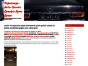 screenshot http://depannage-auto-service.com dépannage auto, enlevement épave, rachat d'épaves