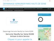 Serrurier Neuilly Sur Seine Micka Services