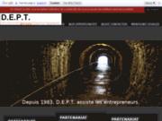 screenshot http://www.dept30.com/ pour céer ou booster son chiffre d'affaire