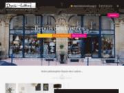screenshot http://www.depuisdeslustres87.com Depuis des Lustres