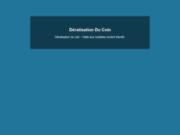 screenshot http://www.deratisation-du-coin.fr Spécialiste en traitement des nuisibles