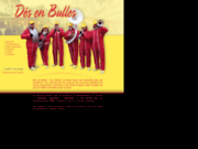 screenshot http://www.des-en-bulles.com evénement jazz des en bulles jazz band