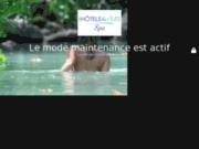 screenshot http://www.deshotelsetdesiles-spa.com des hôtels et des iles spa