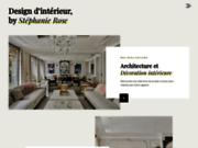 screenshot http://www.designdinterieur.com décoratrice intérieur Île-de-france