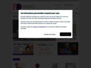 screenshot http://www.designfromparis.com/index.php design from paris