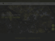 screenshot http://www.designpaysages77.com paysagiste
