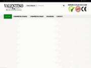 design valentino cheminée bio ethanol