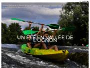 screenshot http://www.destination70.com/ Vacances en Haute-Saône
