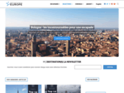 Destinations Europe