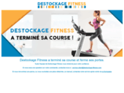 Destockage Fitness, leader dans la vente de matériel fitness à prix discount