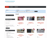 screenshot http://www.destockage-liquidation.com/ destockage-liquidation