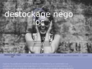 Destockage Nego-Loc