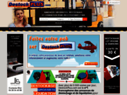screenshot http://www.destockplus.com/ Annonces grossiste et destockage