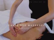 Salon de massage à Lyon - massage de bien être et massage relaxant