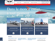Avion sanitaire - Deutsche-privatjet.fr
