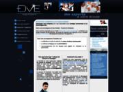 screenshot http://www.developpermonentreprise.com cabinet de conseil en stratégie commerciale