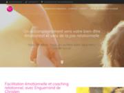 screenshot http://www.devenirsoi.com devenir soi – coaching, hypnose, fleurs de bach
