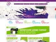 screenshot http://www.dg-communication.com dg communication agence de communication globale