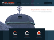 Conception de toiture plate à Tournai