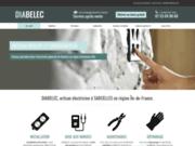 Diabelec entreprise d'électricité sur Sarcelles Île-de-France
