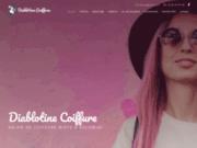 screenshot http://www.diablotine-coiffure.com coiffeur diablotine