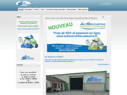 screenshot http://www.diagnauto.fr Auto Sécuritas