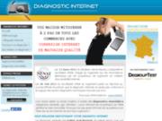 Diagnostic Internet