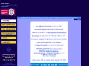 screenshot http://www.diagwell.fr diag well diagnostic immobilier poissy, versailles, chatou, 78, electriciteacute;,  amiante, dpe, gaz, carrez, ptz...