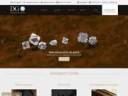 screenshot http://www.diamant-gems.com/ Diamant Gems