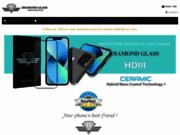 Protection d'écran en verre trempé Diamond Glass HD