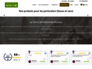 screenshot http://www.diamixfrance.fr terre de diatomée
