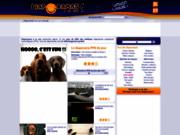 screenshot http://www.diaporamas-a-la-con.com diaporamas à la con