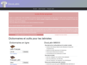 dictionnaire latin français en ligne