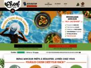 screenshot http://www.diet-avenue.com/ diet avenue : diététique, esthetique, coaching sportif.