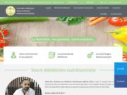 screenshot http://www.dietetique-lyon.com/ suivi nutritionnel lyon