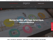 screenshot http://www.digilor.fr Digilor