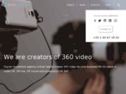 screenshot http://www.digitalimmersion.fr visites virtuelles 360°
