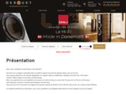Vente en ligne matériel audiovisuel
