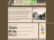 screenshot http://www.dijonavant.com dijon avant documents anciens