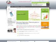 screenshot http://www.dimension-telecom.com Devenir opérateur télécom