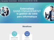 screenshot http://www.dimsys.fr Dimsys