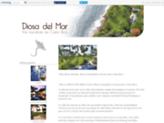 screenshot http://diosadelmar.canalblog.com/ costa rica luxueuse villa a louer bord de mer